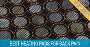 Best Heating Pads for Back Pain Relief