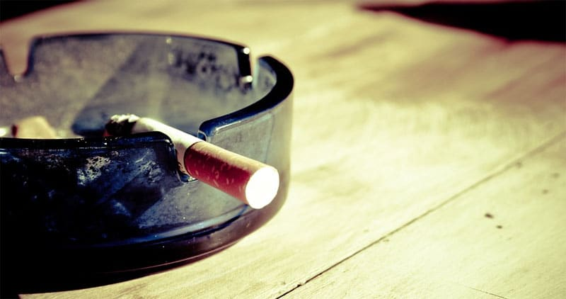 smoking makes back pain worse
